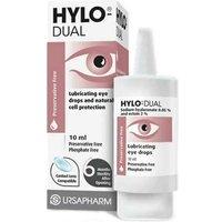 Hylo-Dual Eye Drops 10ml