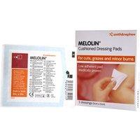 Melolin Cushioned Dressing Pads 5cm x 5cm (5)