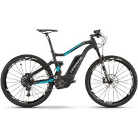 E-MTB Fully E-Mountenbike Haibike Xduro Fullseven Carbon 80 Schwarz