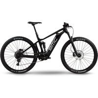 E-MTB Fully E-Bike BMC Speedfox AMP Three Grau