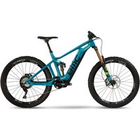 E-MTB Fully E-Bike BMC Trailfox AMP SX Blau