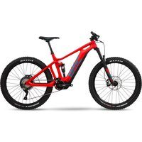 E-MTB Fully E-Bike BMC Trailfox AMP Two Rot