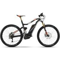 E-MTB Fully E-Mountenbike Haibike Xduro FullSeven Carbon 100 Schwarz