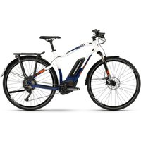 Haibike Sduro Trekking 5.0 Blau Modell 2019