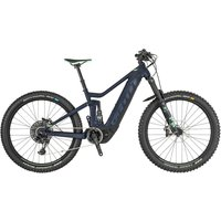 E-MTB Fully E-Bike Scott Contessa Genius eRide 710 Blau