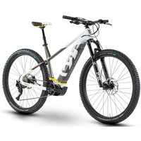 E-MTB Husqvarna Light Cross LC6 Weiß