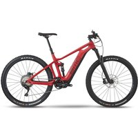 E-MTB Fully E-Mountenbike BMC Speedfox AMP Two Rot