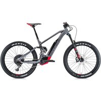 E-MTB Fully E-Mountenbike Moustache Samedi 27 Race 9 Carbon Grau