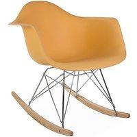 Eames Rocking Chair RAR - Orange