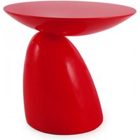 Table d'appoint Parabol - Rouge