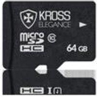 Cartao de Memoria 64GB Micro SD Classe 10 1 UN Kross Elegance