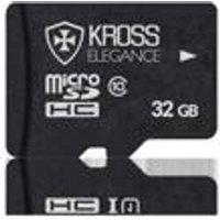 Cartao de Memoria 32GB Micro SD Classe 10 1 UN Kross Elegance