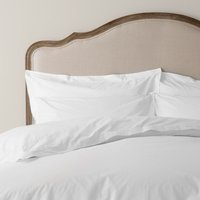 Egyptian Cotton Bed Linen - Fitted Sheet King White