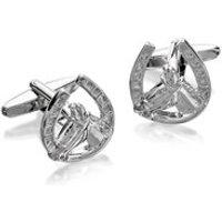 horseshoe cufflinks  a4522