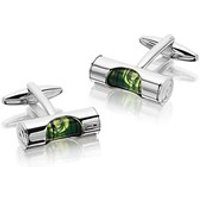 Spirit Level Cufflinks - A4574