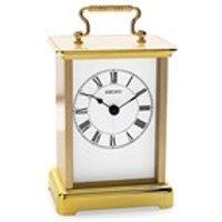 Seiko Gilt Carriage Clock - C1715