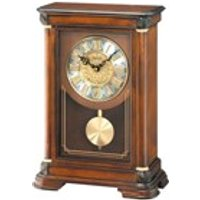 Seiko Chiming Pendulum Wooden Mantel Clock - C1864