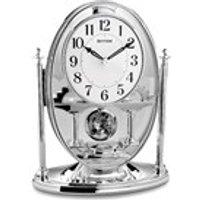Rhythm Crystal Pendulum Mantel Clock - C3006