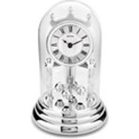 Seiko Chrome Finish Anniversary Clock - C3069