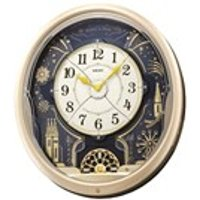 Seiko QXM239S Melodies In Motion Wall Clock - C5935