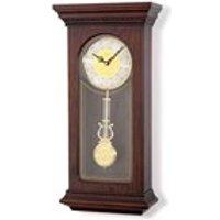 Seiko Pendulum Chiming Wall Clock - C7125