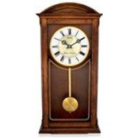 Seiko Oak Pendulum Chiming Wall Clock - C7165
