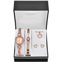 Sekonda 2363G.68 The Christmas Set Earrings, Necklace, Bangle And Watch Gift Set - W32114