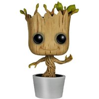 Figurine guardians of the galaxy - baby groot pop 10 cm