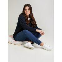 Fiorella Rubino Jeans skinny Donna Blu