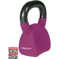 Gymstick ergo kettlebell (4 kg) + workout DVD