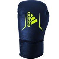 Adidas Speed 175 Bokshandschoenen Blauw-geel 10 oz