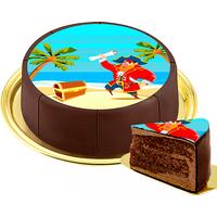 Motiv-Torte Pirat