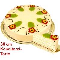 Große Konditorei-Marzipantorte nach Lübecker Art