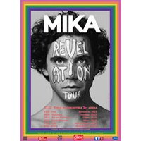 Affiche Variété internationale  MIKA © Fnac Spectacles