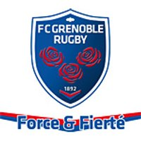 Affiche Rugby  FC GRENOBLE / LYON © Fnac Spectacles