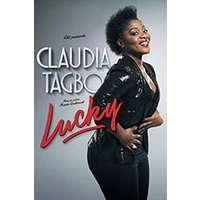 Affiche One man/woman show  CLAUDIA TAGBO © Fnac Spectacles