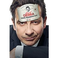 Affiche One man/woman show  LAURENT GERRA © Fnac Spectacles