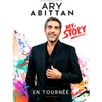 Affiche One man/woman show  ARY ABITTAN - MY STORY © Fnac Spectacles