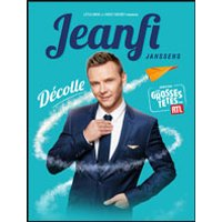 Affiche One man/woman show  JEANFI JANSSENS © Fnac Spectacles