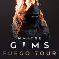 Affiche Rap/Hip-hop/Slam  MAITRE GIMS: BUS NANTES + CARRE OR © Fnac Spectacles