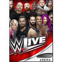 Affiche Catch  WWE LIVE © Fnac Spectacles