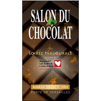 Affiche Salon/Foire  SALON DU CHOCOLAT PARIS © Fnac Spectacles