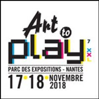 Affiche Salon/Foire  SALON ART TO PLAY 2018 © Fnac Spectacles