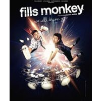 Affiche Pop-rock / Folk  FILLS MONKEY © Fnac Spectacles