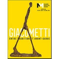 Affiche Exposition  GIACOMETTI © Fnac Spectacles