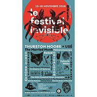 Affiche Rock  FESTIVAL INVISIBLE - CHASSE © Fnac Spectacles