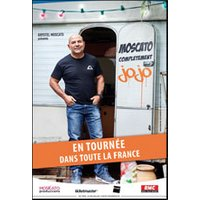 Affiche One man/woman show  MOSCATO COMPLETEMENT JOJO © Fnac Spectacles
