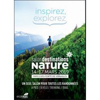 Affiche Salon/Foire  SALON DESTINATIONS NATURE © Fnac Spectacles