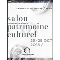 Affiche Salon/Foire  SALON INTERNATIONAL DU PATRIMOINE © Fnac Spectacles