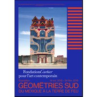 Affiche Exposition  GEOMETRIES SUD © Fnac Spectacles